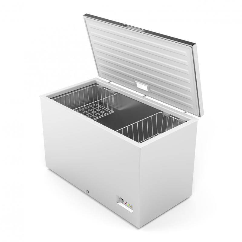 Ice Box with Open top